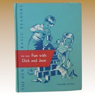 Fun With Dick And Jane Teacher's Edition