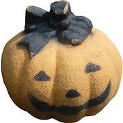 Halloween Pumpkin Candy Container