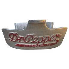 Starr X Dr Pepper Wall Mount Bottle Opener