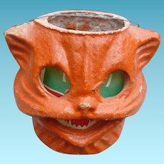 Halloween Cat Lantern