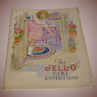 Early Jello Booklet With Rose O'Neill Illustrations