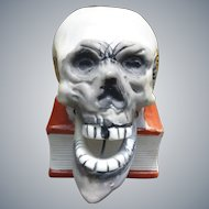 Halloween Skeleton Match Holder
