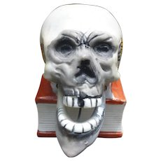 Halloween Skeleton Match Holder