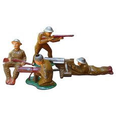 Toy Lead Soldiers