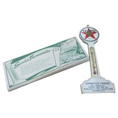 Texaco Advertising Premium Thermometer