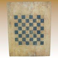 Folk Art Game Board