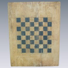 Folk Art Game Board