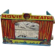 Marx Tin Hometown Movie Theater