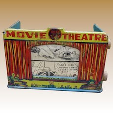 Marx Tin Hometown Movie Theater