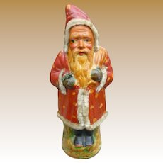 German Belsnickle Santa Claus Candy Container