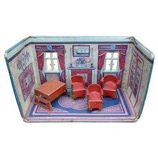 Marx Tin Newlywed Room