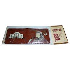 Davy Crockett Wallet In Original Package