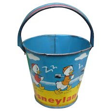 Disney Donald Duck Candy Pail