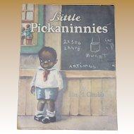 Black Americana Little Pickaninnies Children's Book