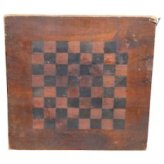 Primitive Folk Art Gameboard