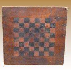 Primitive Folk Art Gameboard