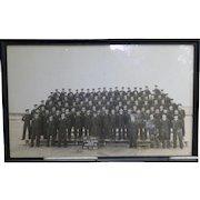 Original Military Photo US Naval Training Center 1944