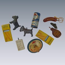 Advertising Premiums Charms, Whistles, Tops