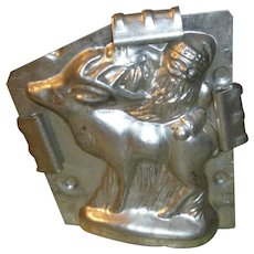 Eppelsheimer Santa And His Reindeer Chocolate Mold