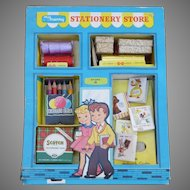 1959 My Merry Doll Stationery Store