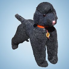 Hermann Stuffed Poodle