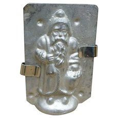 Jaburg Christmas Santa Chocolate Mold