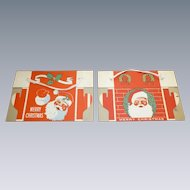 Christmas Candy Container Boxes