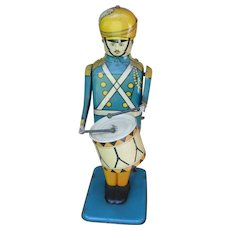 Wolverine Drum Major Wind Up Toy