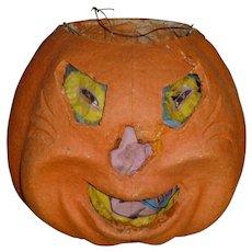 F N Burt Halloween Jack O Lantern