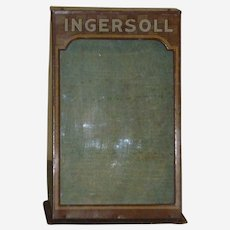 Ingersoll Watches Advertising Store Display