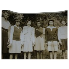 Historic Ballard Normal School Macon Georgia Black Americana Photographs