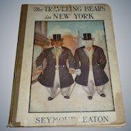 1915 Roosevelt Bears Book