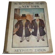 1915 Roosevelt Bears Book