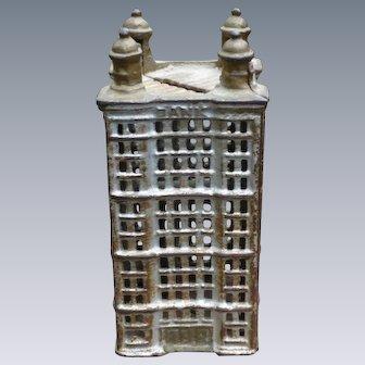 Metal Skyscraper Bank