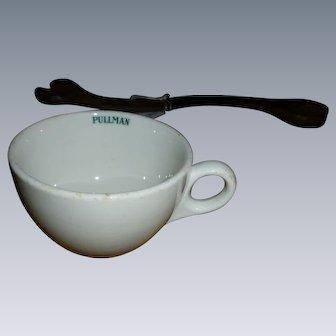 Pullman Railroad RR Coffee Cup