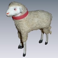 German Wooly Putz Sheep