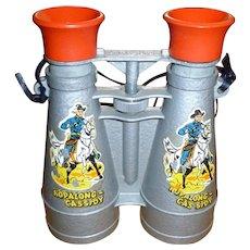Hopalong Cassidy Binoculars