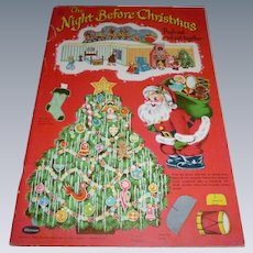 The Night Before Christmas Activity Book