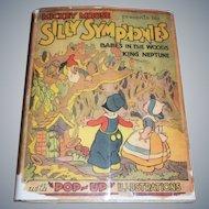 1933 Disney Silly Symphonies Pop Up Book