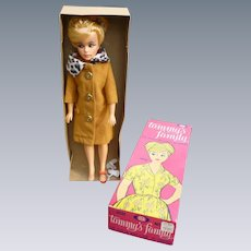 Ideal Tammy Family Mom Doll