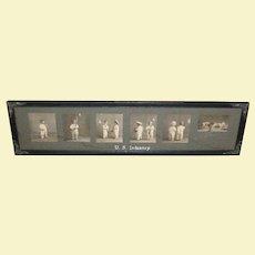 Framed Original Lifshey Photographs Circa 1898