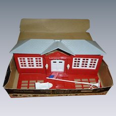Plasticville School House Kit