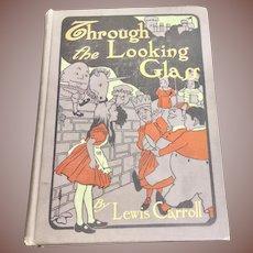 Through The Looking Glass Lewis Carroll Tenniel