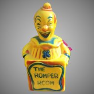 Vintage Romper Room Bank