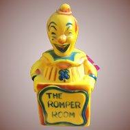 Vintage Romper Room Bank
