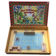 Tootsietoy Dollhouse Furniture W/Original Box
