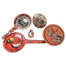 Vintage Halloween Noisemaker Collection