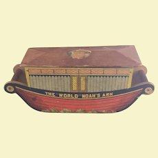 """Bliss The """"World"""" Noah's Ark"""