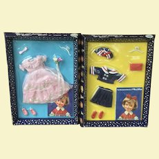 Penny Brite Doll Clothes And Accessories In Original Boxes Never Opened