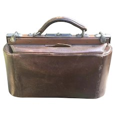 Edwardian Leather Bag